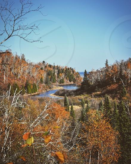 Gooseberry Falls State Park Minnesota  photo