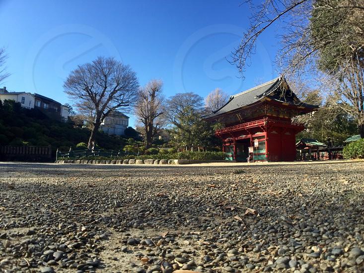 Japan Tokyo Kyoto temple photo