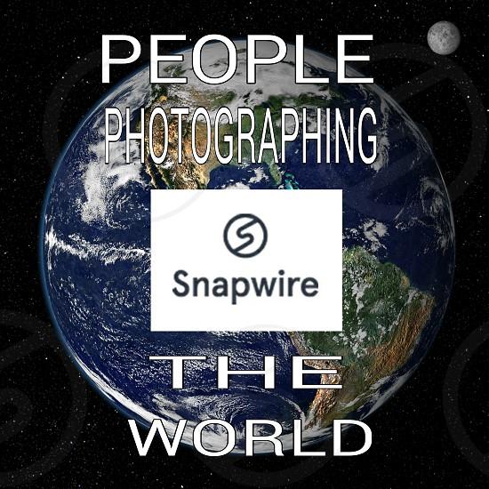 SNAPWIRE LOGO-snapwire world logo photo