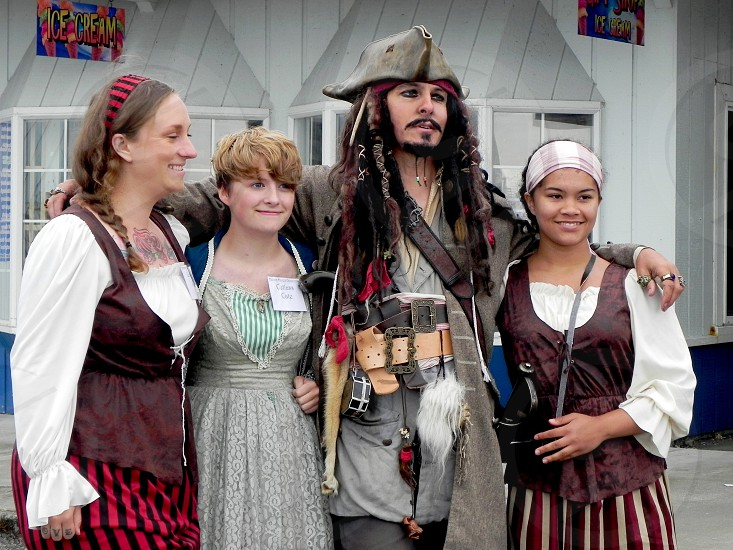 Captain Jack And His Wenches photo