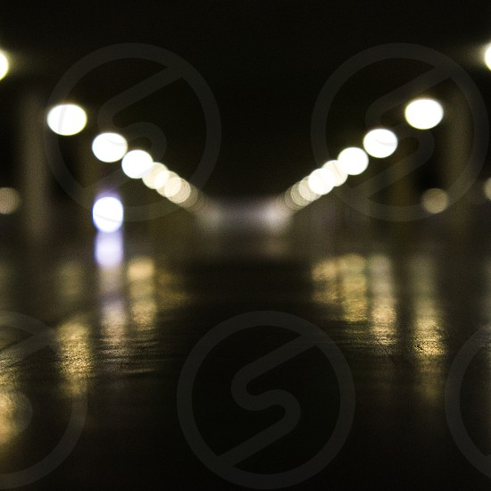 bokeh photography of lights photo