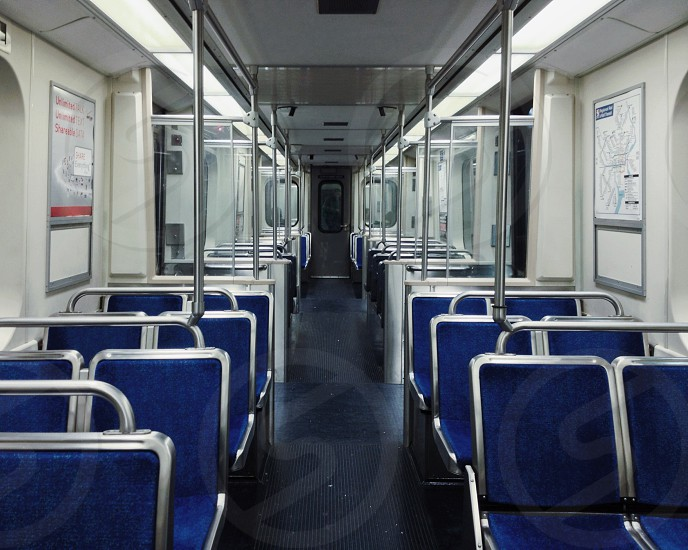train seats photo