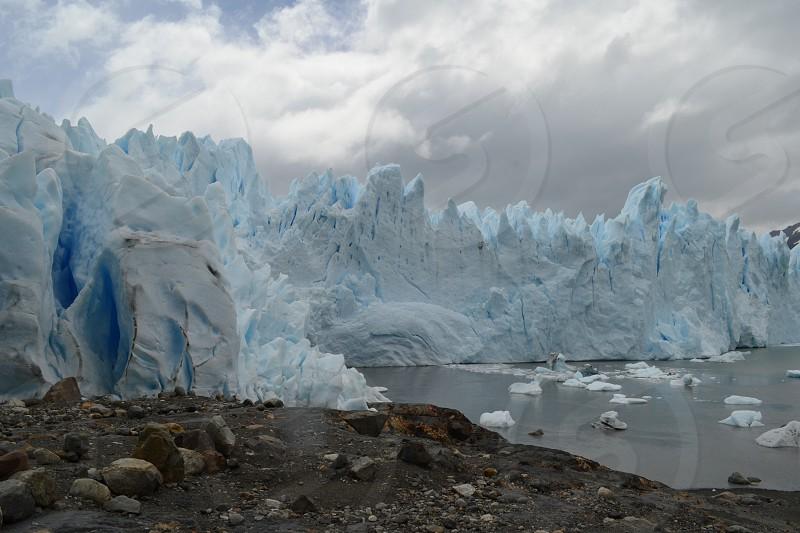 Perito Moreno Glacier - Patagonia Argentina photo