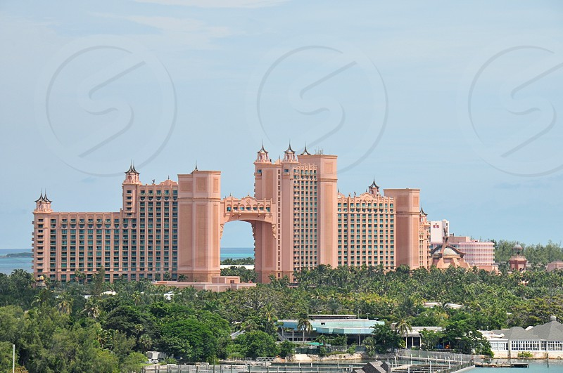 Atlantis Resort in Paradise Island Nassau Bahamas photo