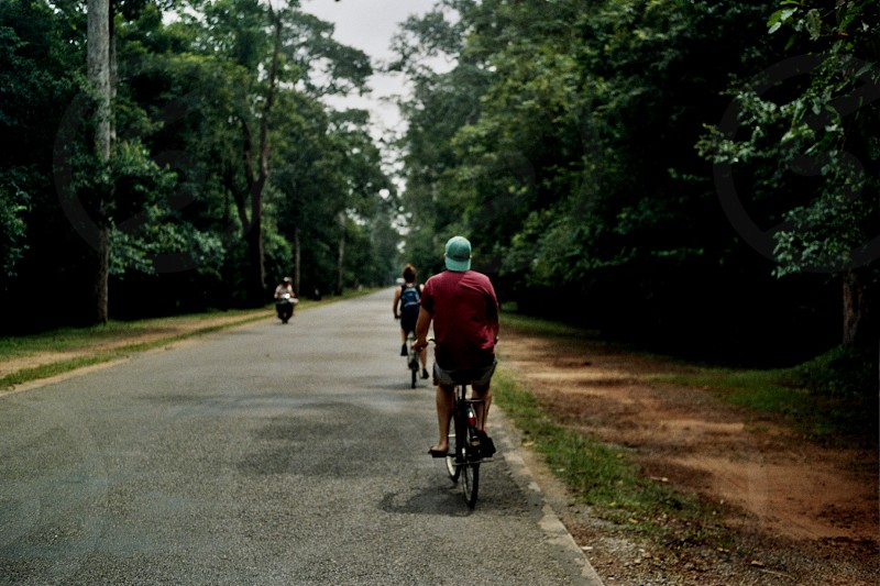 Cycling the Temples photo