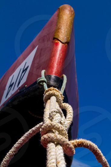 brown rope photo