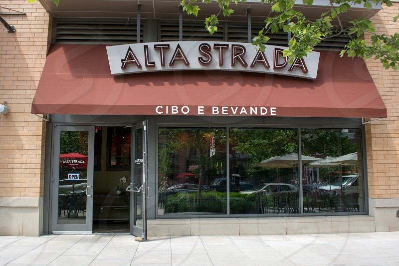 Alta Strada store during daytime photo