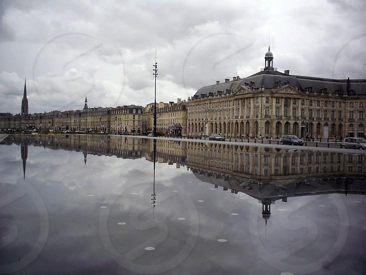 Bordeaux France. photo
