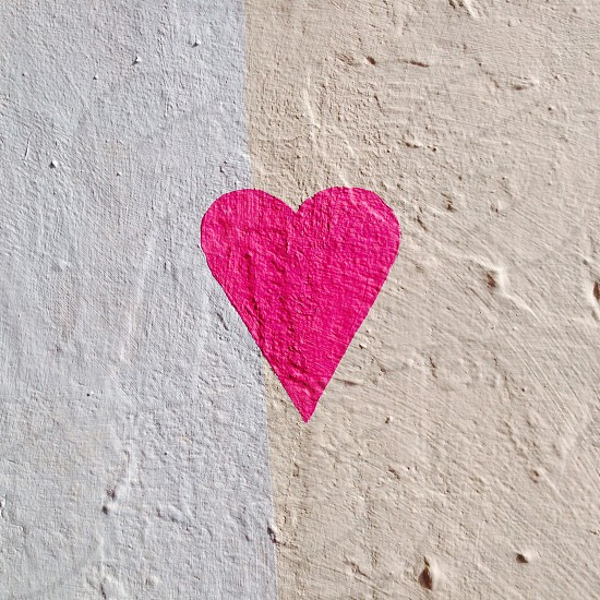 Heart photo
