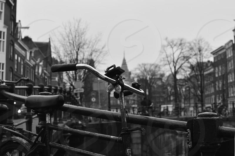 Amsterdam #35mm #400iso #monochrome #streetphotography #amsterdam #blackandwhite photo