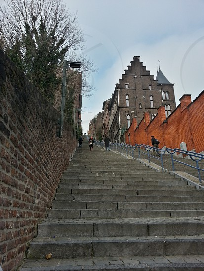 stairs Liege photo