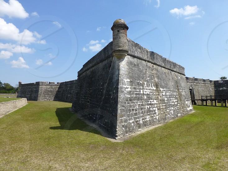 Castillo de San Marcos photo