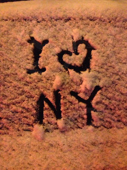 The snowiest winter in NYC! photo