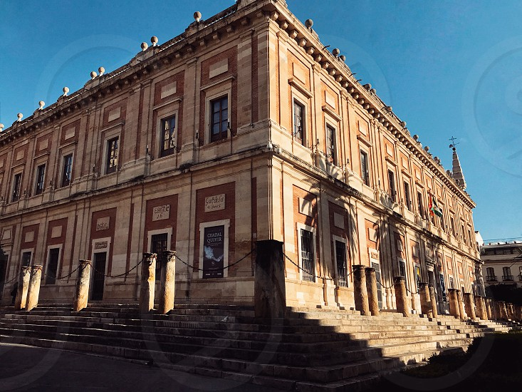 history of seville photo