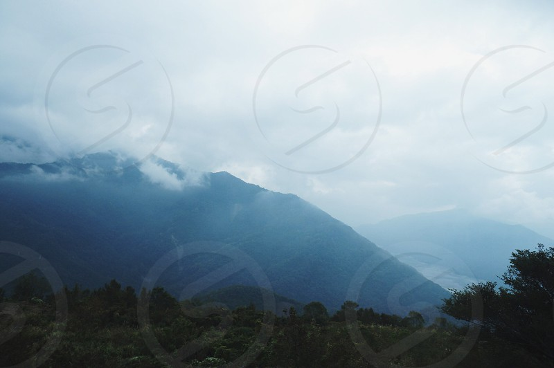 Mountains Taiwan photo
