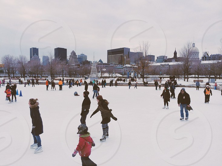 skating field photo