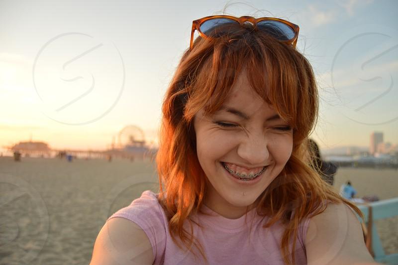 woman face portrait photography photo
