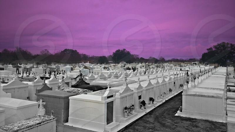 St. Joseph Cemetery Thibodaux LA photo