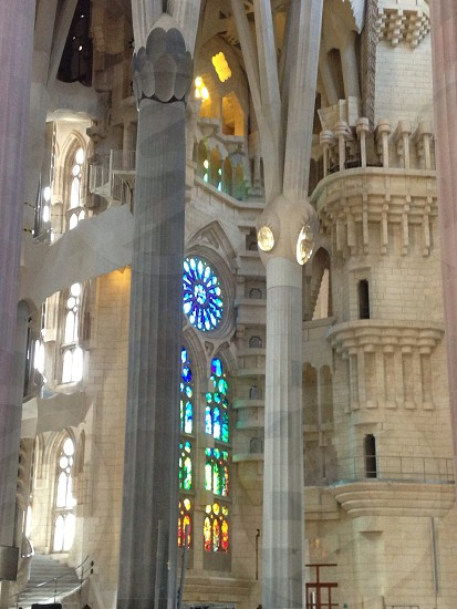 La Sagrada Familia Barcelona Spain photo