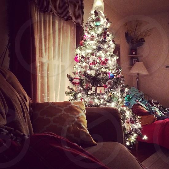 Home. Christmas. Love.  photo