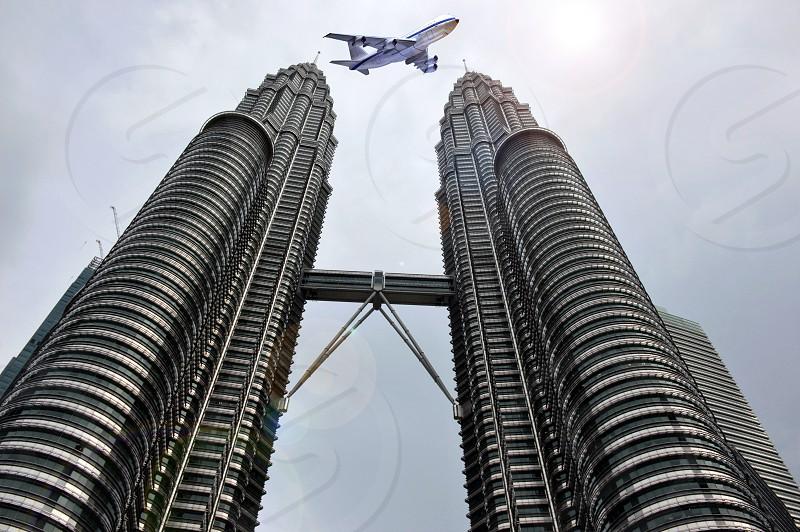 Petronas Twin Towers KLCC Kuala Lumpur photo