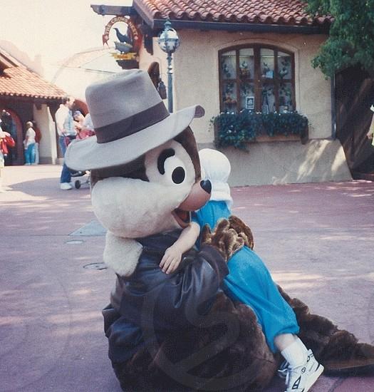 Hugging Chip photo