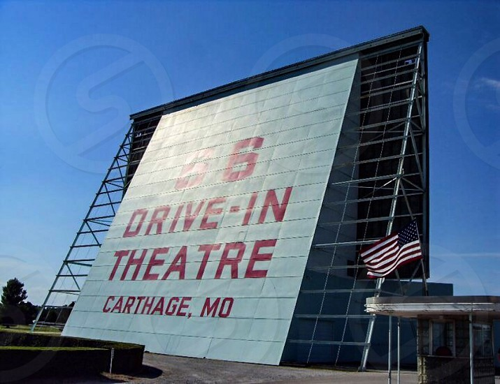 Route 66 Drive-In photo