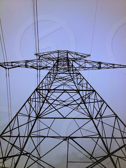 electric tower photography photo