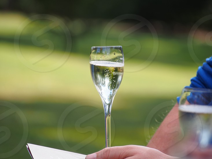 Champagne tasting photo