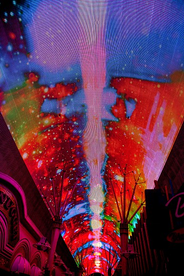 The Fremont Light Experience in Las Vegas photo