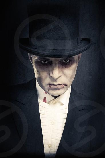 Portrait of Vampire photo