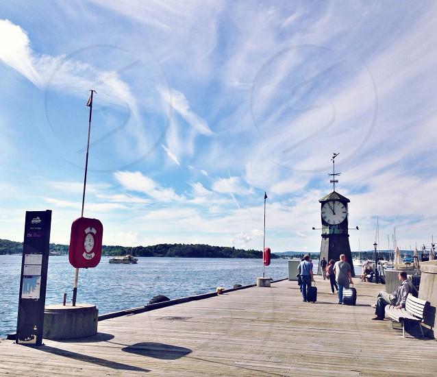 Oslo Pier photo