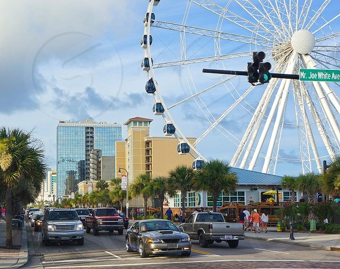 skywheel myrtle beach photo