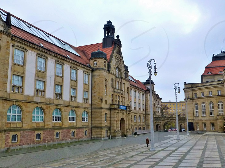 Chemnitz -  known from 1953 to 1990 as Karl-Marx-Stadt - Germany photo