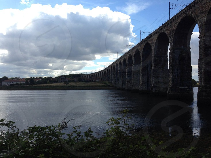 Berwick Train Bridge photo