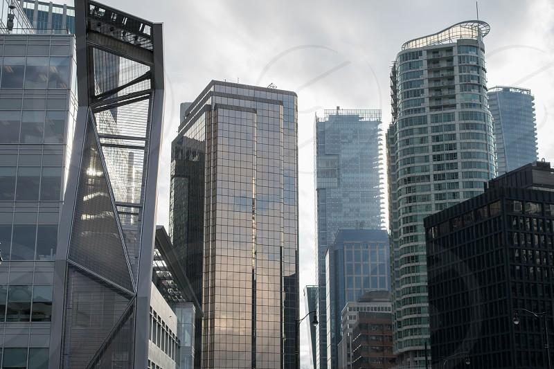 vancouver city landscape photo