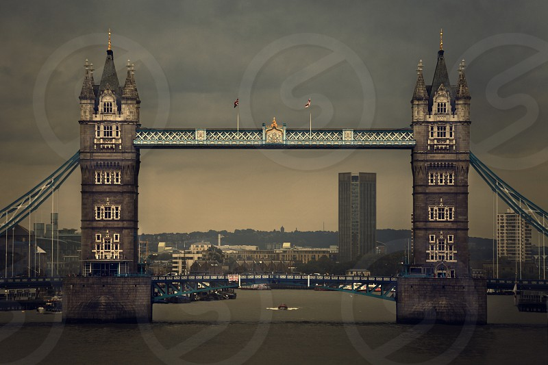 Tower Bridge London UK photo