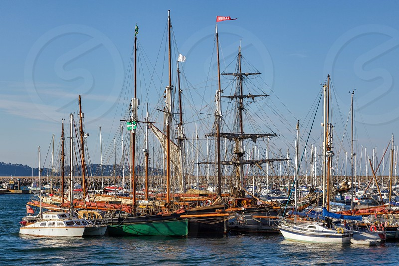 Brixham Harbour photo
