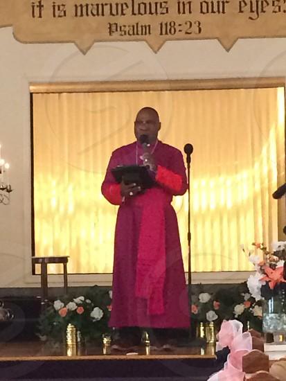 Bishop Terrence Sykes photo