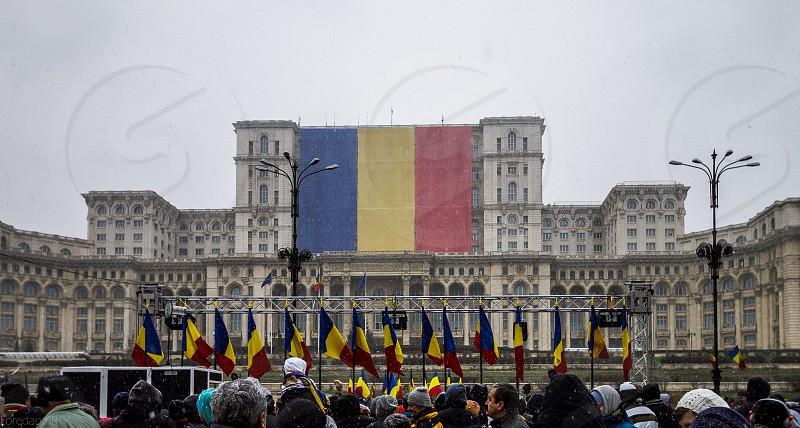 Bucharest Romania photo