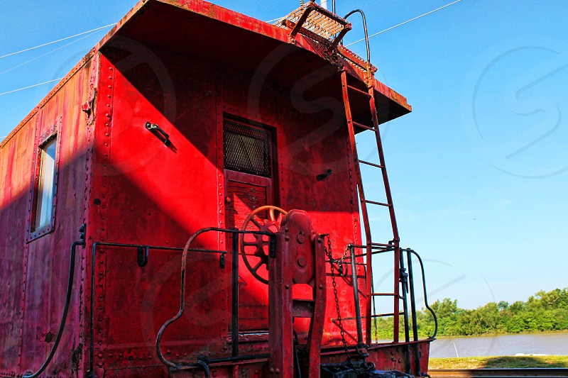 Red Caboose photo
