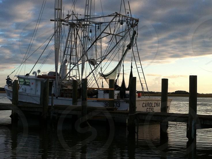 Lowcountry shrimp boat photo