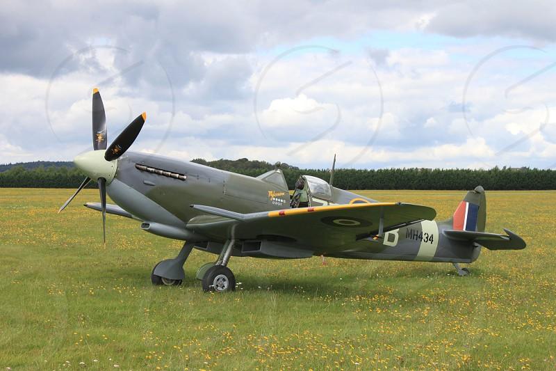 Spitfire photo