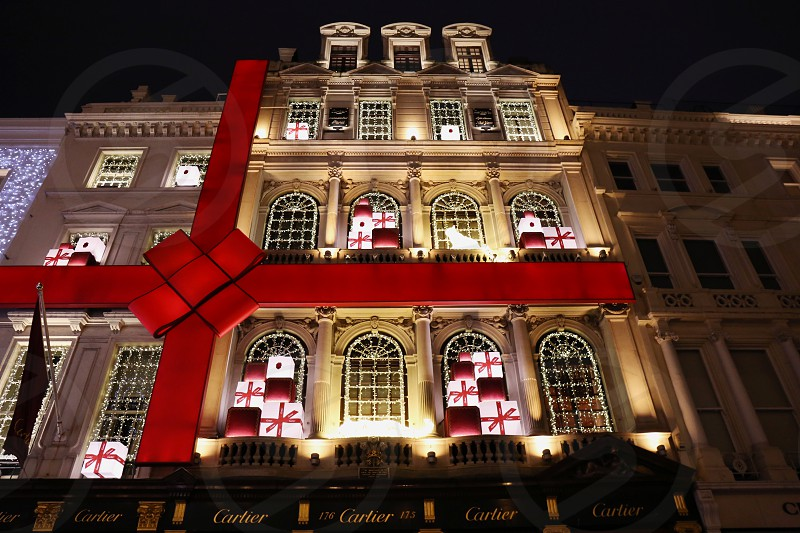 Cartier London. photo