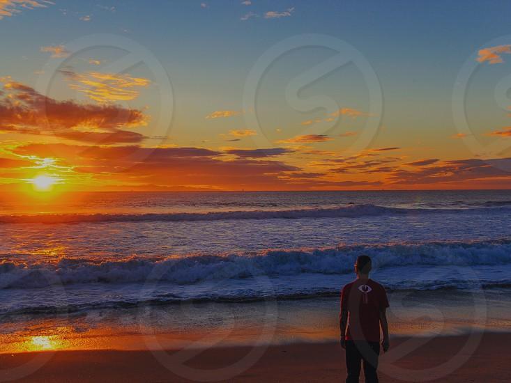 Hollywood Beach Oxnard CA photo