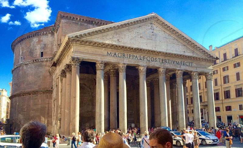 Rome Europe photo