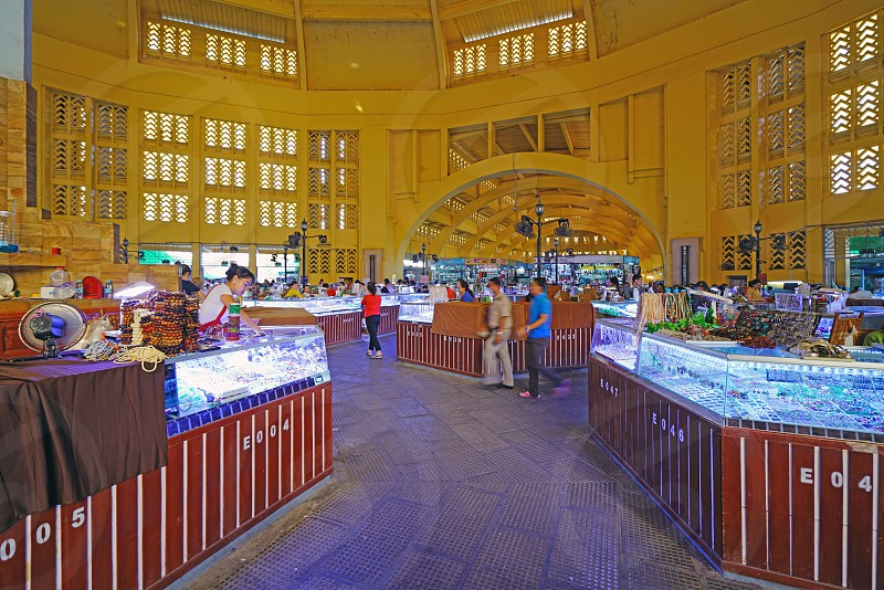 Central Market Phnom Penh - Phnom Penh Cambodia photo