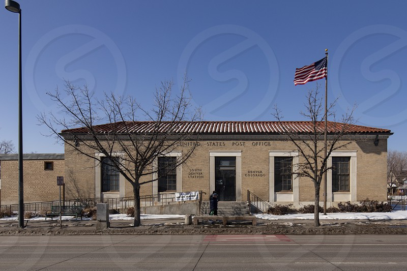 U.S. Postoffice South Denver  facility Denver Colorado 80209 photo