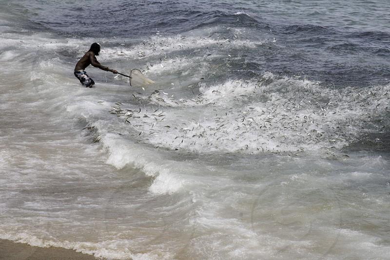 Fishing Sri Lanka photo