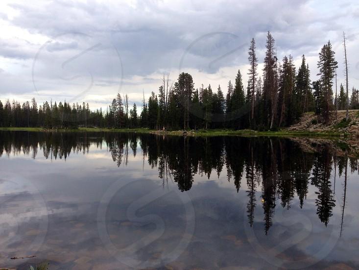Pass Lake Utah photo
